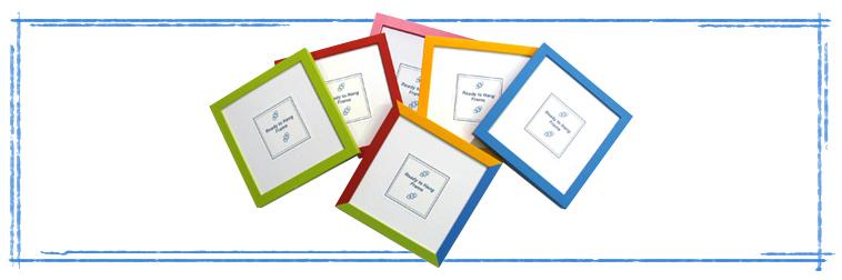 coloured picture frames designer picture mounts bath