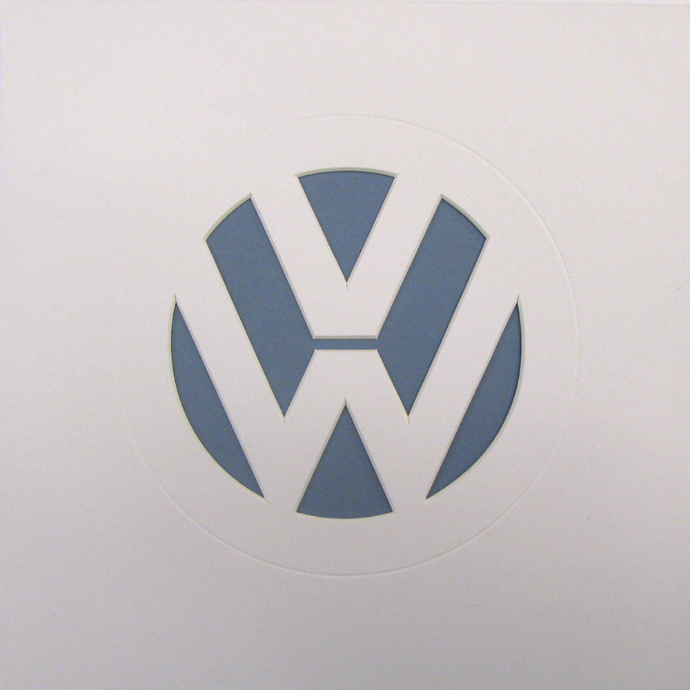 VW Badge Logo