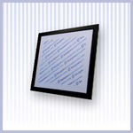 Black or White Picture Frames