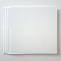 Pack of 5 & 10 Photo Mount Blanks /Backing card