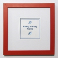 8x8 Coloured Picture Frame