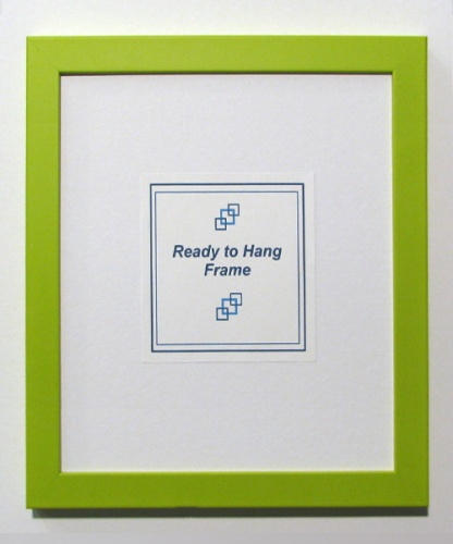 12x10 Coloured Picture Frame