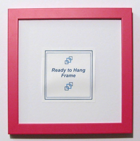 30x30cm Coloured Picture Frame